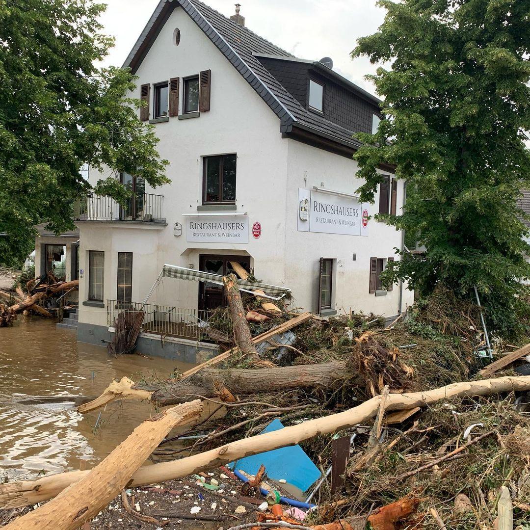 Hochwasser Katastrophe